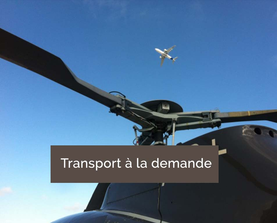 Transport à la demande